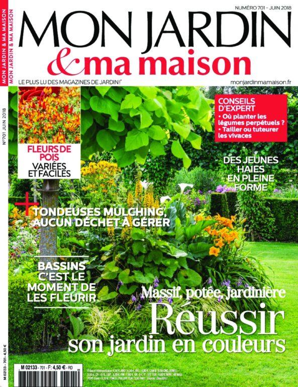 Mon Jardin & Ma Maison – Juin 2018