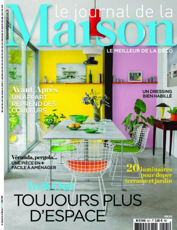 Le Journal De La Maison – 04 Mai 2018
