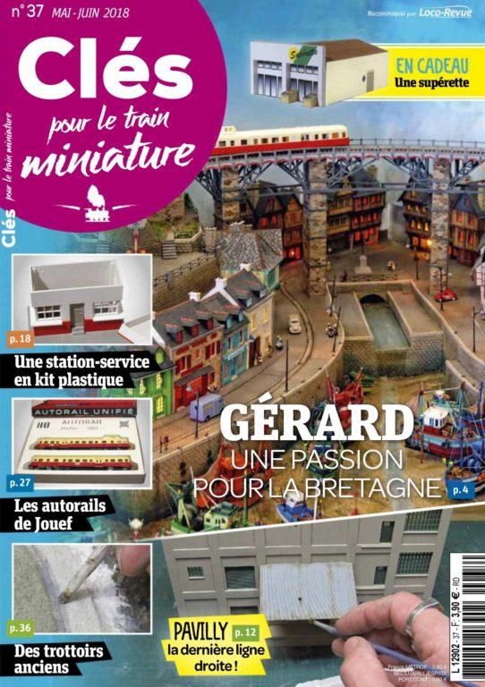 Clés Pour Le Train Miniature – Mai-juin 2018
