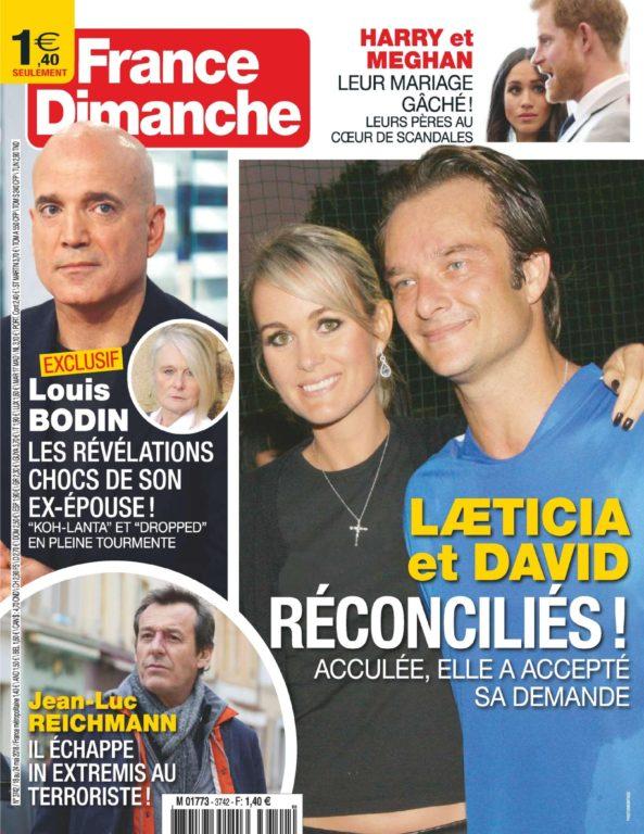 France Dimanche – 18 Mai 2018