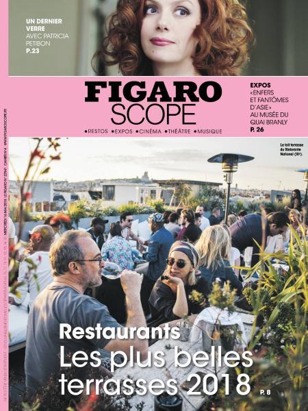 Le Figaroscope – 16 Mai 2018