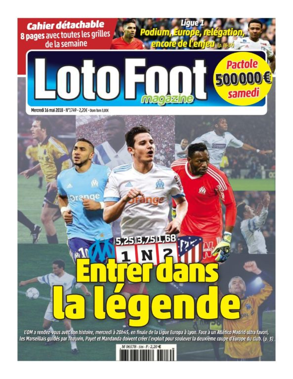Loto Foot – 16 Mai 2018