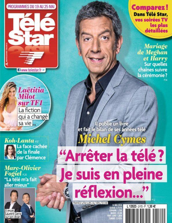 Télé Star – 14 Mai 2018