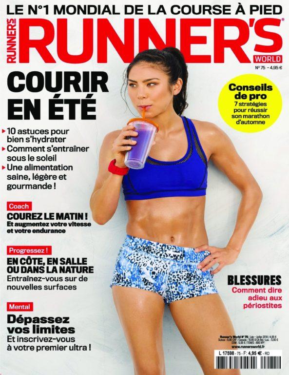 Runner's World France – Juin 2018