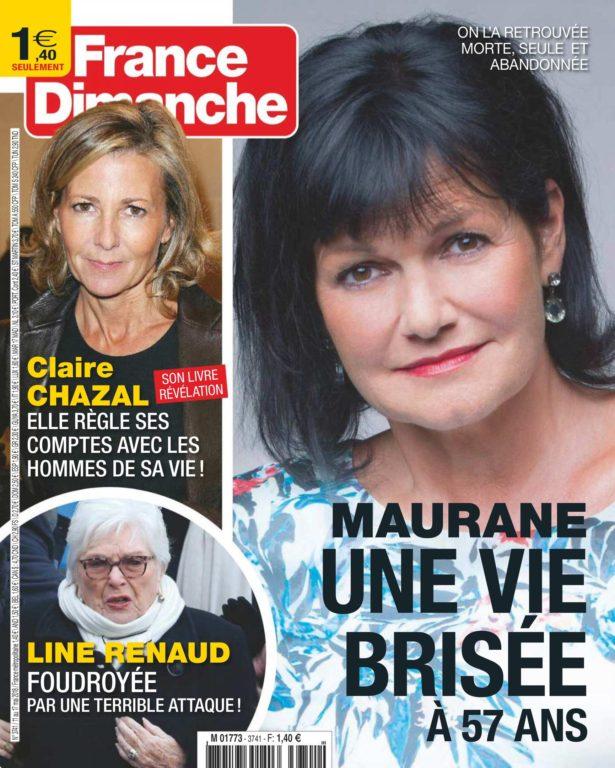 France Dimanche – 11 Mai 2018