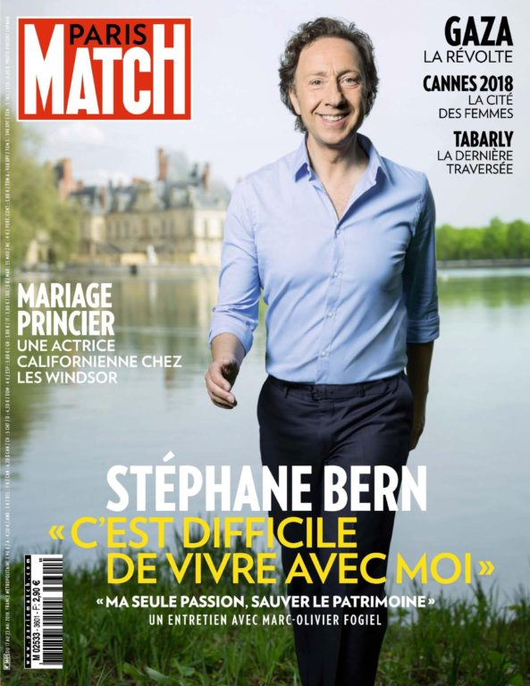 Paris Match – 17 Mai 2018