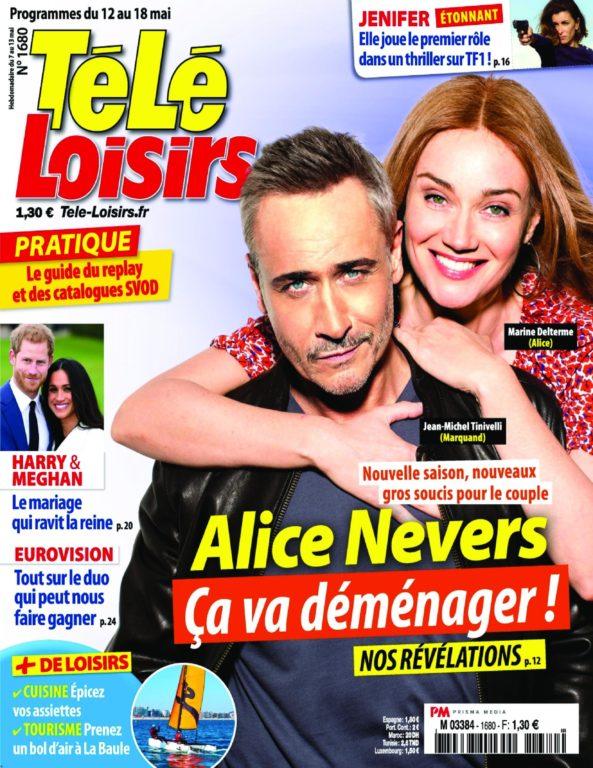 Télé Loisirs – 07 Mai 2018