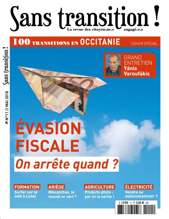 Sans Transition ! Occitanie – 11 Mai 2018