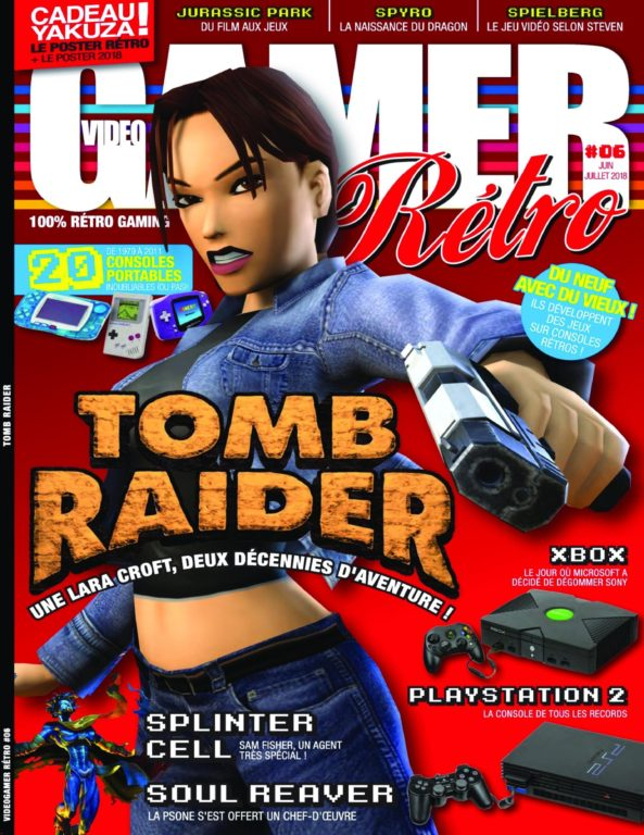 Vidéo Gamer Rétro – Mai 2018