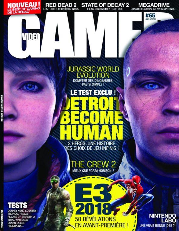 Video Gamer – 26 Mai 2018