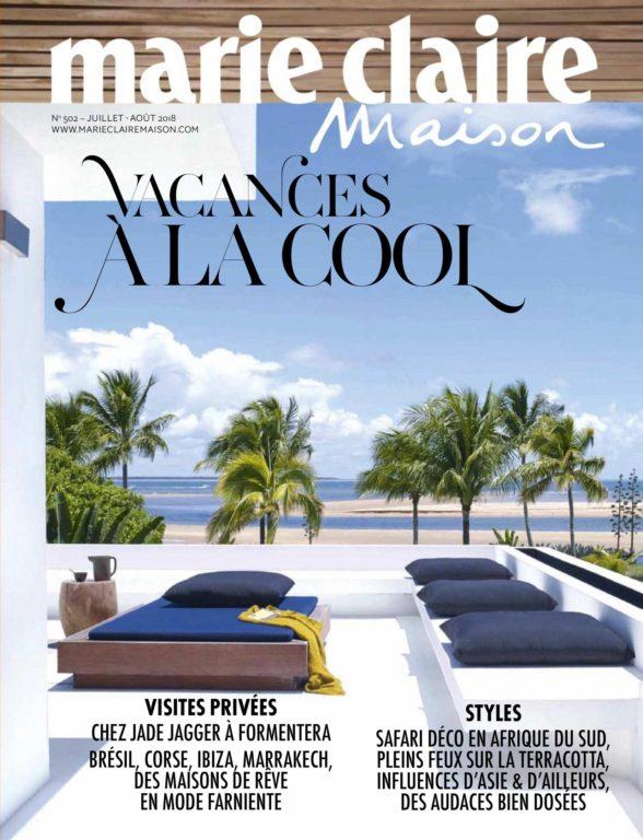 Marie Claire Maison France – Juillet 2018