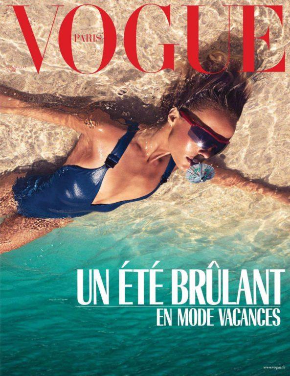 Vogue Paris – Juin 2018