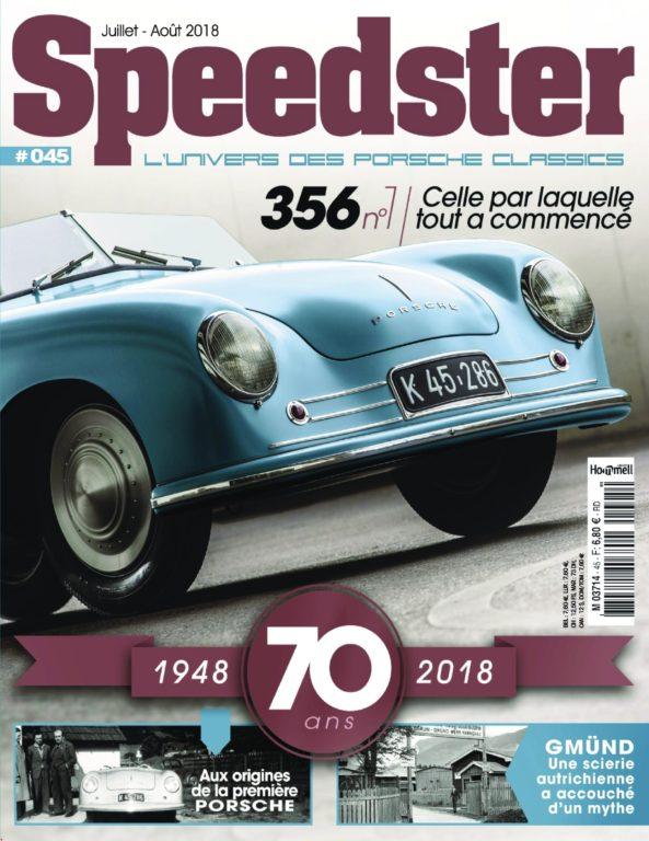 Speedster – 25 Juin 2018
