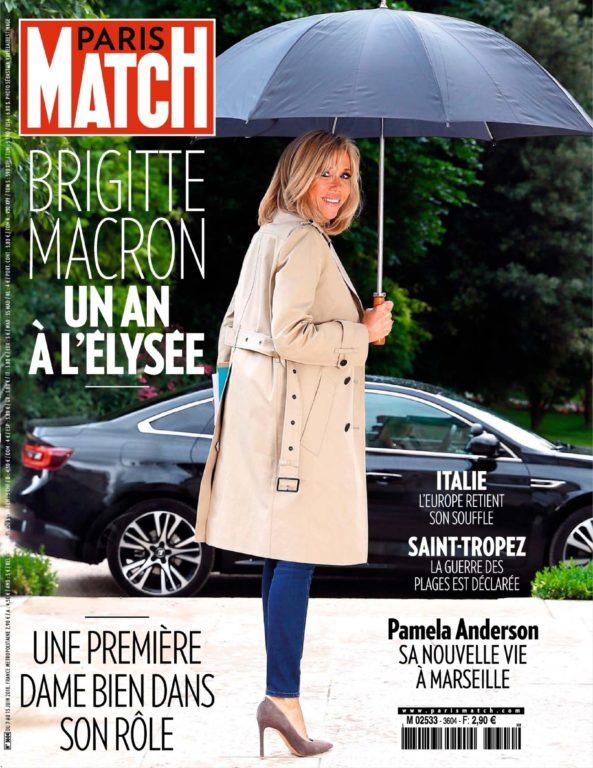 Paris Match – 07 Juin 2018