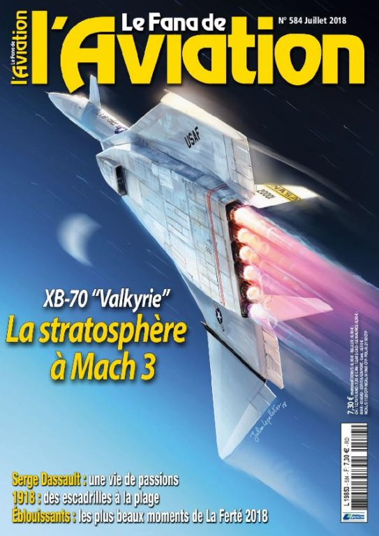 Le Fana De L'Aviation – Juillet 2018