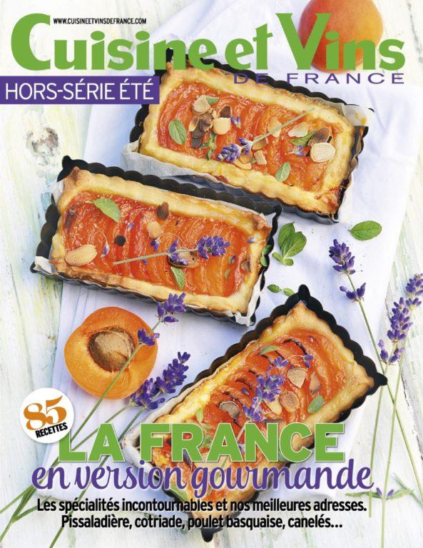 Cuisine Et Vins De France Hors-Série – Juin 2018