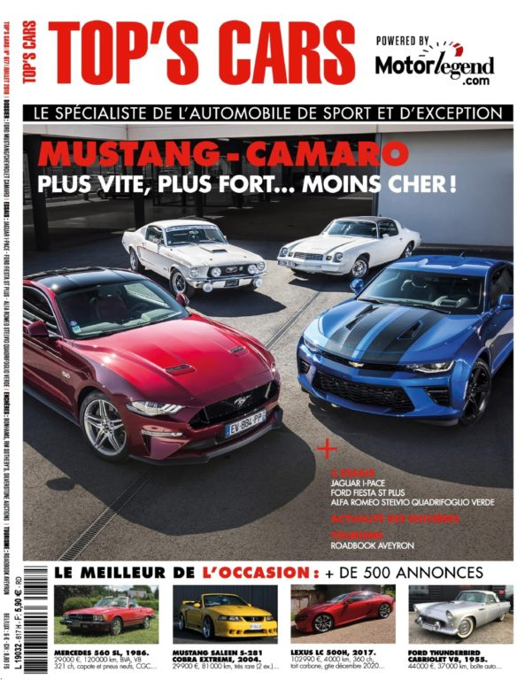 Top»s Cars Magazine – 27 Juin 2018