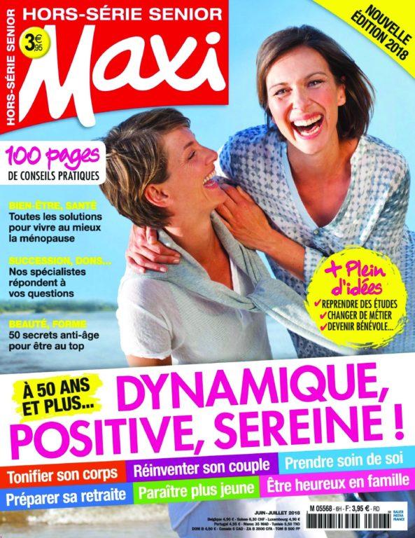 Maxi Hors-Série Santé – Juin 2018