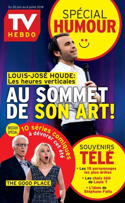 TV Hebdo – 30 Juin 2018