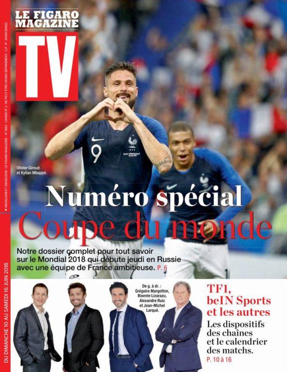 TV Magazine – 10 Juin 2018