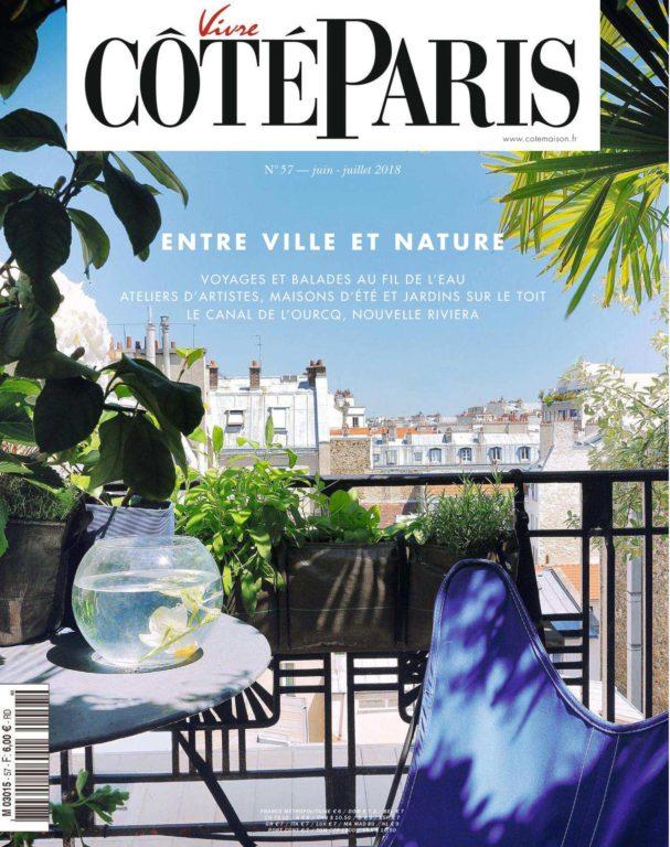 Côté Paris – Juin 01, 2018