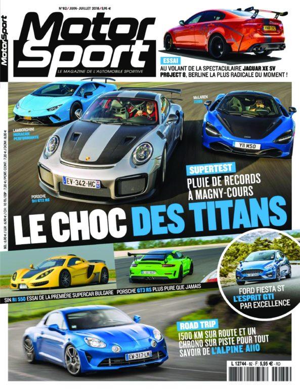 Motorsport – 19 Juin 2018