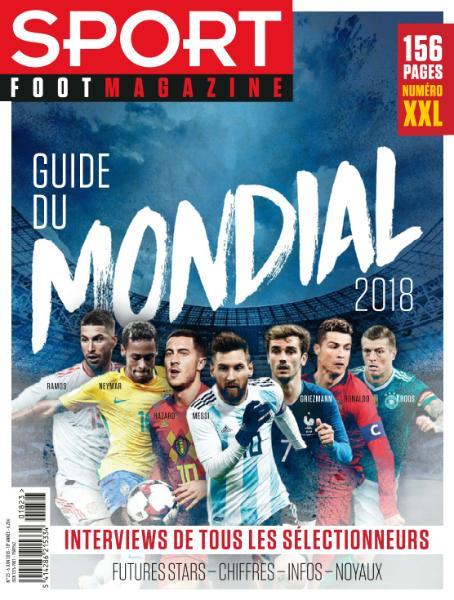 Sport Foot Magazine – 6 Juin 2018