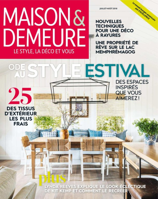 Maison & Demeure – Juillet 2018