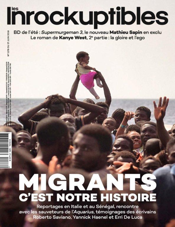 Les Inrockuptibles – 27 Juin 2018