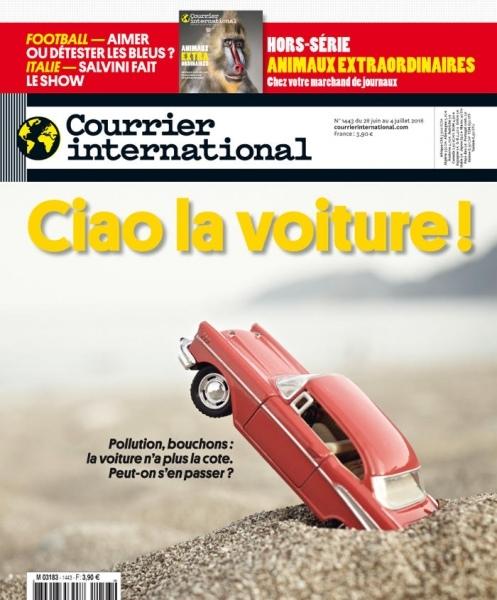Courrier International – 28 Juin 2018