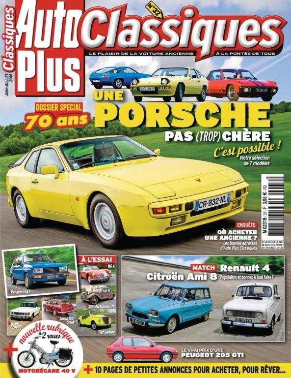 Auto Plus Classiques – Juin 2018