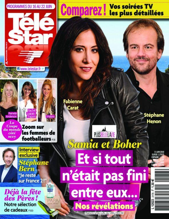 Télé Star – 11 Juin 2018