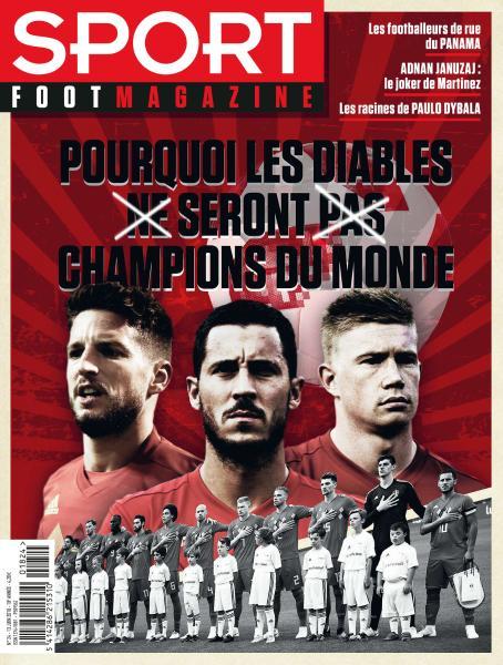 Sport Foot Magazine – 13 Juin 2018