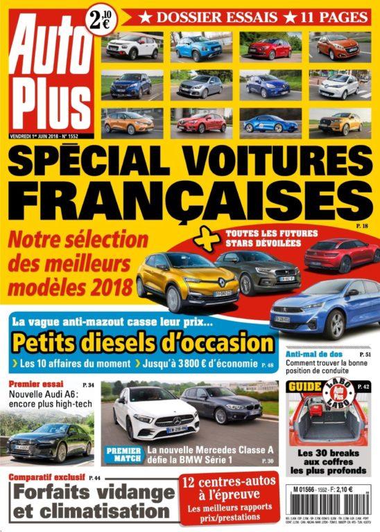 Auto Plus France – Juin 2018