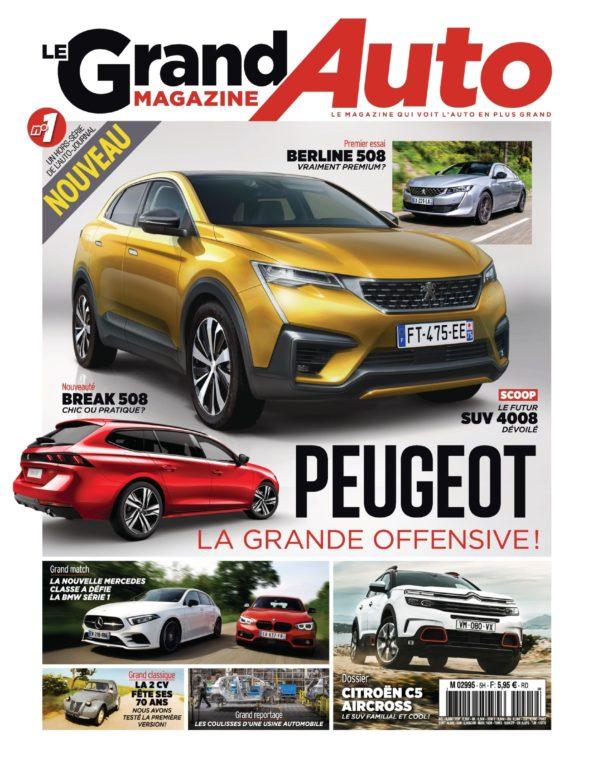 L'Auto-Journal Hors-Série – Juin 2018
