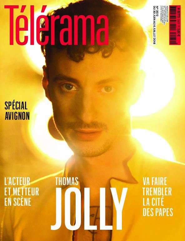 Télérama Magazine – 30 Juin 2018