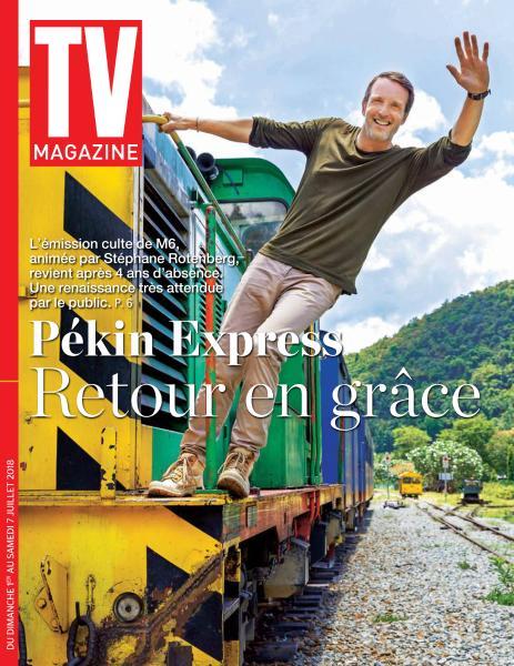 TV Magazine – 1er Juillet 2018
