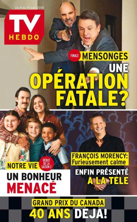 TV Hebdo – 09 Juin 2018