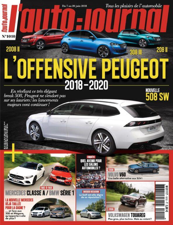 L'Auto-Journal – 08 Juin 2018