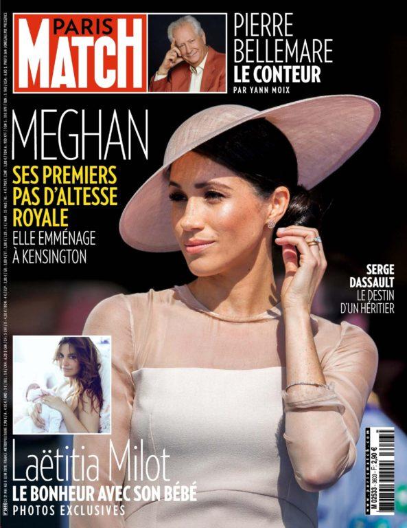 Paris Match – 31 Mai 2018
