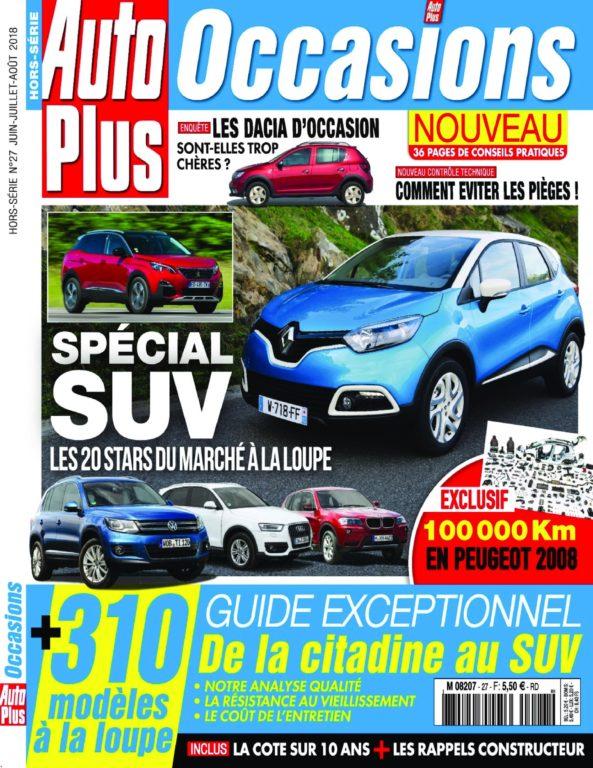 Auto Plus Occasions – Juin 2018