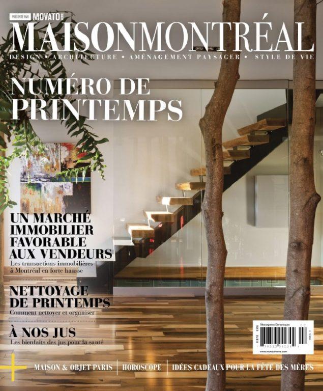Maison Montréal – Printemps 2018