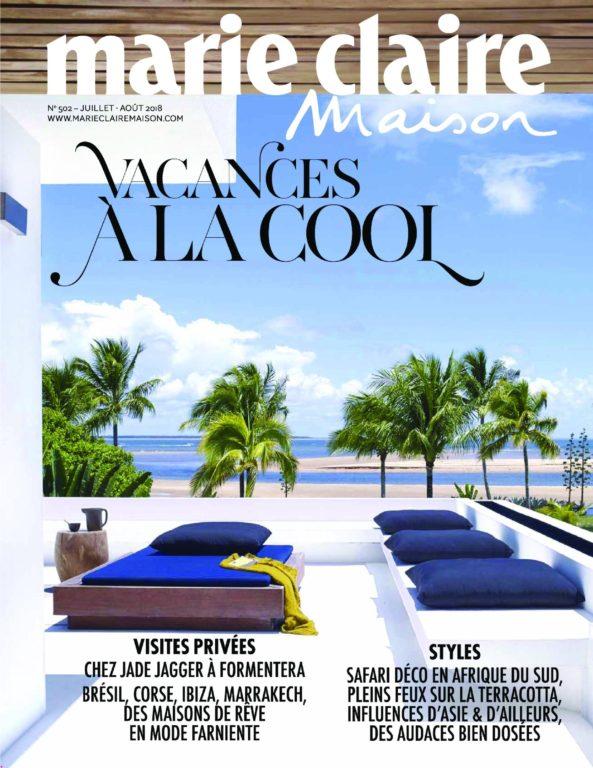 Marie Claire Maison France – Juin 2018