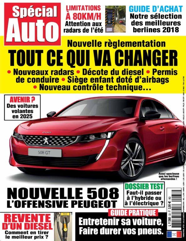 Spécial Auto – Juin 2018