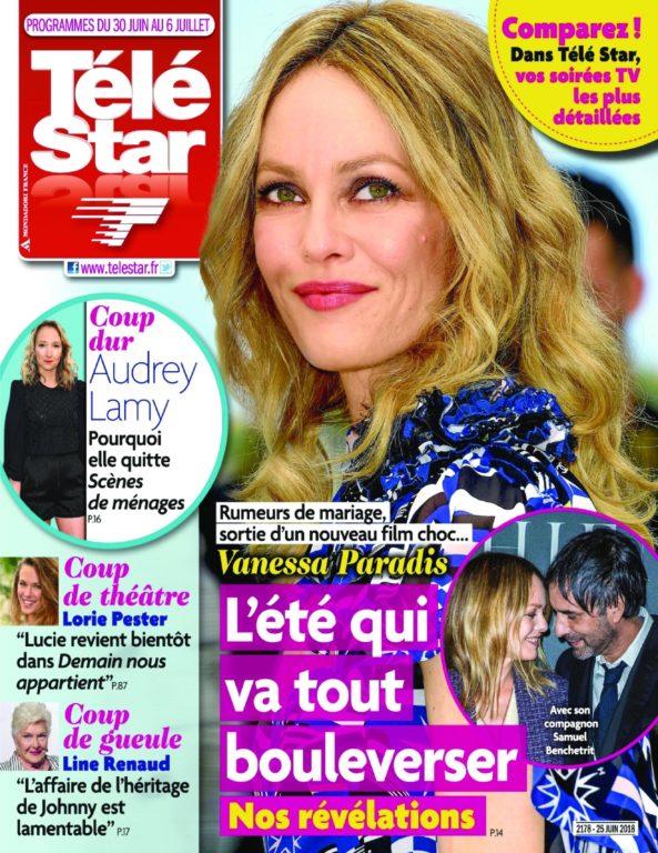 Télé Star – 25 Juin 2018