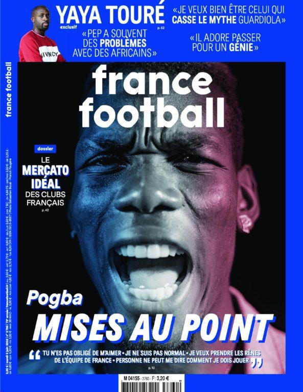 France Football – 05 Juin 2018