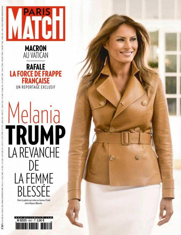 Paris Match – 28 Juin 2018