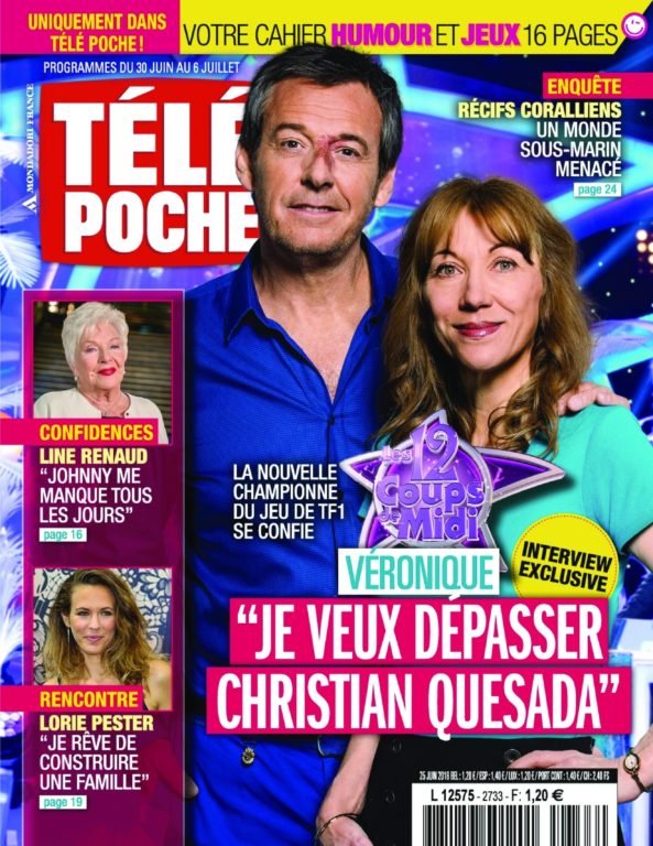 Télé Poche – 25 Juin 2018