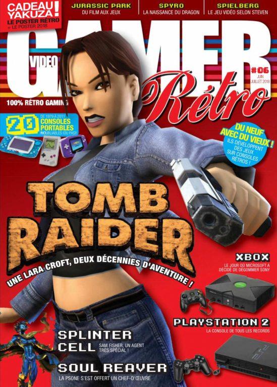 Video Gamer Retro – Juin 01, 2018