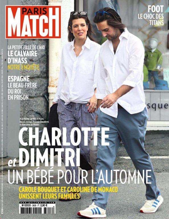 Paris Match – 21 Juin 2018